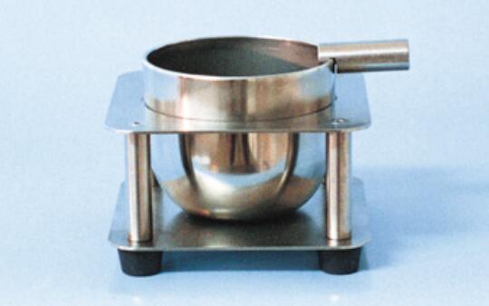 电解杯用于测量线形、形状不规则