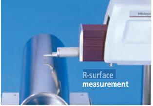 圆柱面测量