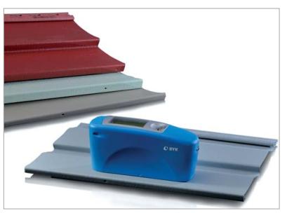 微型光泽仪45°:特别应用在陶瓷、塑料和薄膜的光泽测量。</span>