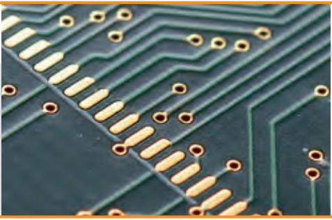 PCB测量: Au/Ni/Cu/PCB