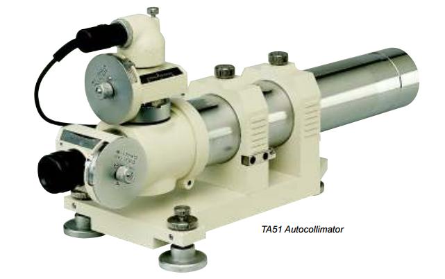 泰勒霍普森TA51视觉光电自准直仪