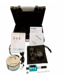 Equotip Piccolo 2 硬度检测仪 D 型,配有 Proceq 测试块