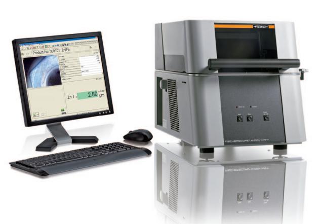 X射线镀层测试仪XULM 240