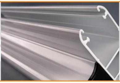 试铝型材上的阳极氧化铝薄层的耐磨性