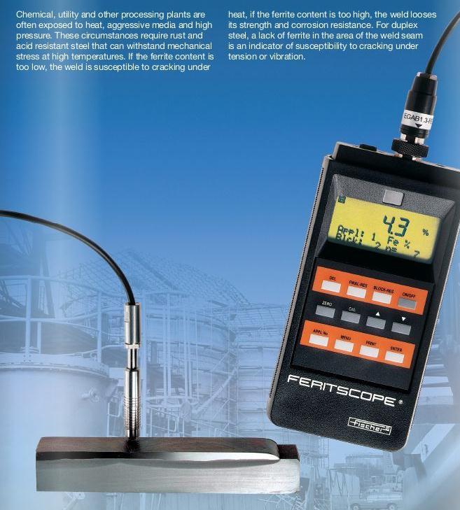 铁素体检测仪器FERITSCOPE MP30