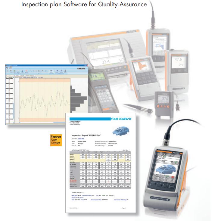 FISCHER DataCenter软件