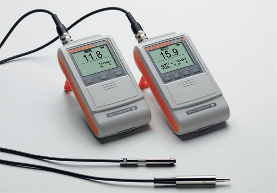 德国菲希尔FMP10磁性测厚仪