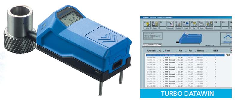 T500粗糙度仪数据处理软件
