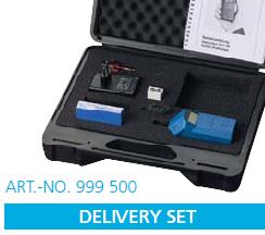 T500便携式粗糙度仪标准配置