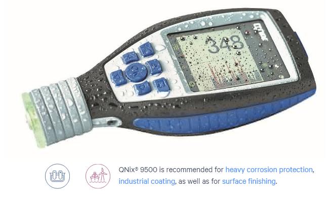 尼克斯QNix9500测厚仪