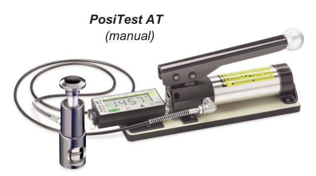 Posifest AT-M 拉脱法附着力试验仪手动型