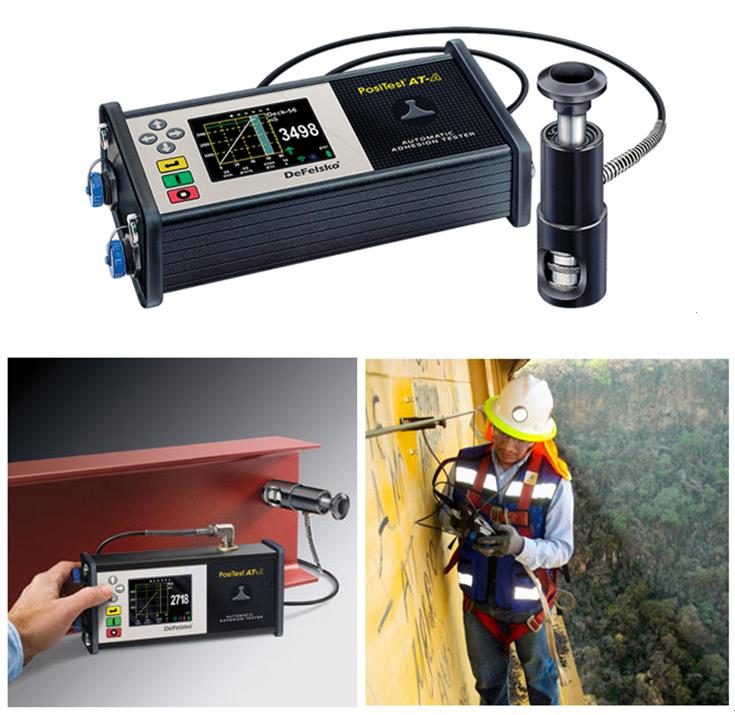 PosiTector ATA拉拔式附着力测试仪