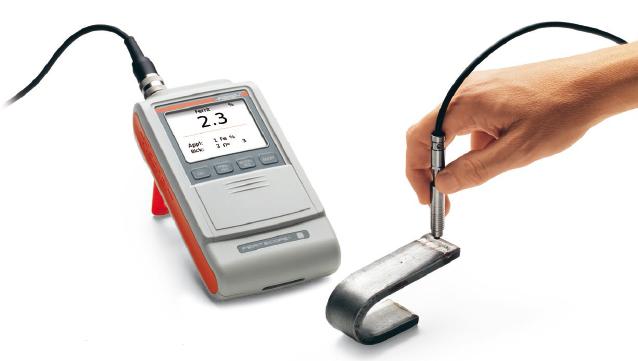 使用FERITSCOPE FMP30确定焊缝区域中的铁素体含量