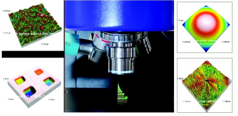 英国泰勒Talysurf CCI Lite全自动光学测量系统
