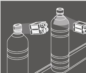 检测填充量和瓶盖安放