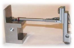 测针升降装置