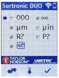 使用左键和中键选择大小字体方式和图形