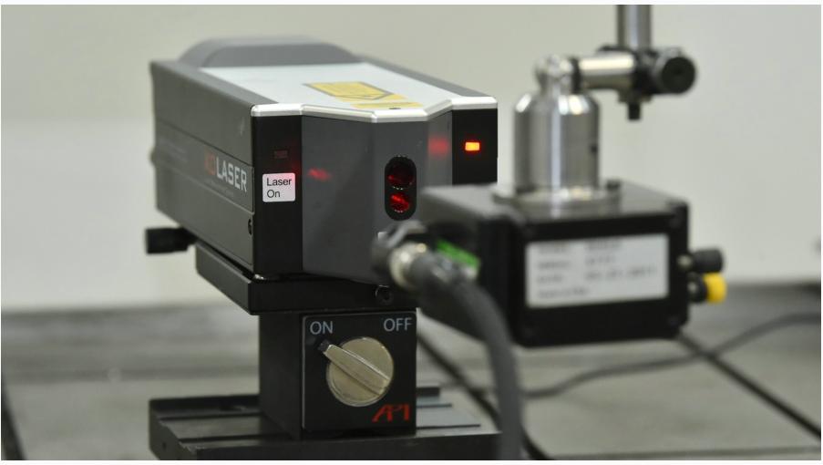 笃挚仪器全新一代XD Laser激光干涉仪
