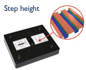 台阶高度检测