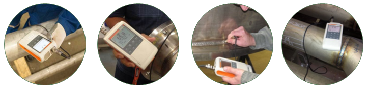 不锈钢铁素体含量测定仪应用