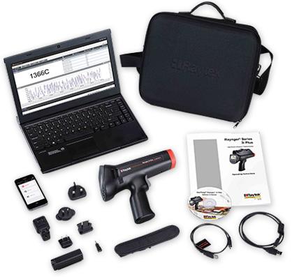 美国雷泰手持式高温测温仪Raynger 3i Plus