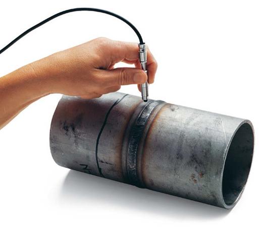 焊縫中鐵素體含量的測量