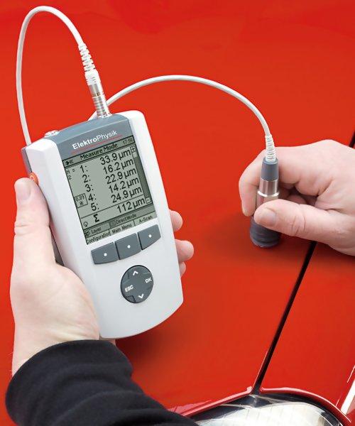 QuintSonic 7超声波涂层测厚仪 可测五层覆层