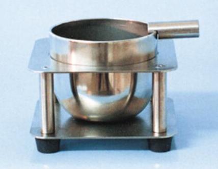 电解杯用于测量线形、形状不规则的、微小的零件。