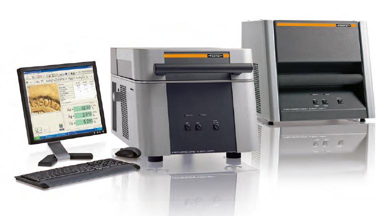 FISCHERSCOPE XAN 220 X射线荧光分析仪