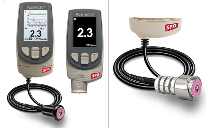 美国狄夫斯高粗糙度仪 PosiTector SPG1/SPG3