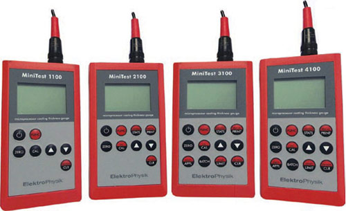 德国ELEKTROPHYSIK minitest4100涂镀层测厚仪