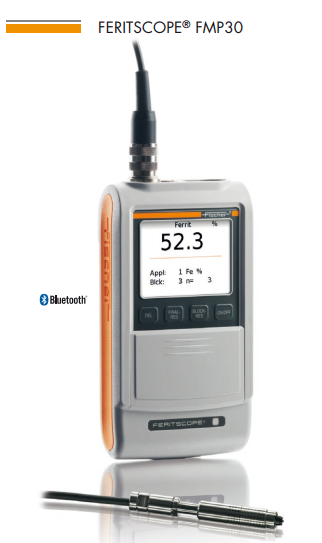 菲希尔FeritScope FMP30 不锈钢铁素体含量检测仪