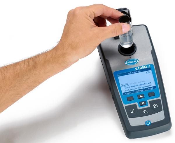 美国哈希HACH 2100Q便携式浊度仪