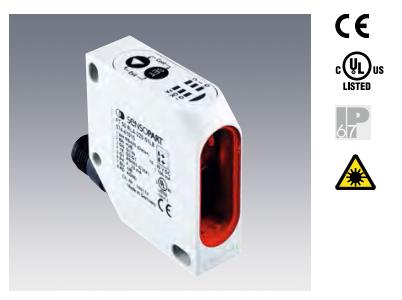 ft 50-rla-70 / 100 / 220 森萨帕特测距传感器