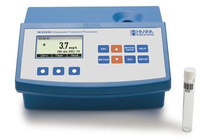 哈纳HI83224 高性能COD多参数测定仪