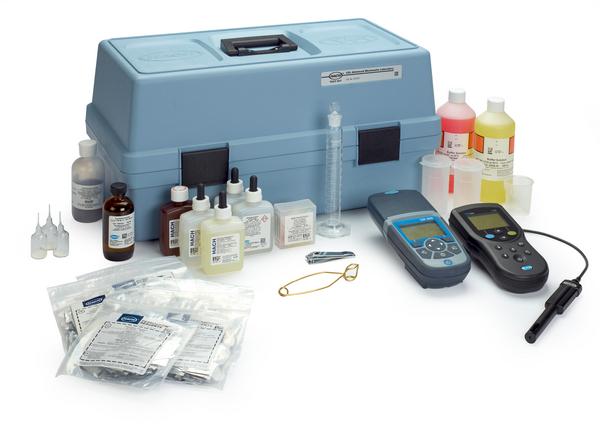 美国哈希CEL900 系列多参数水质测定仪
