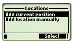 自定义GPS数据