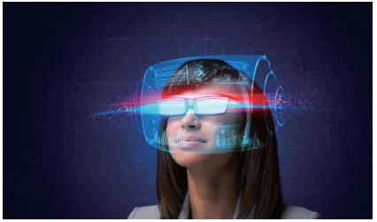 三维可视化.虚拟现实(VR)