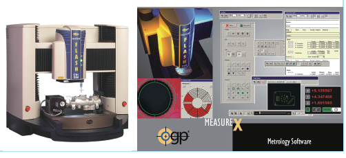 Flash中型影像测量系统的标准