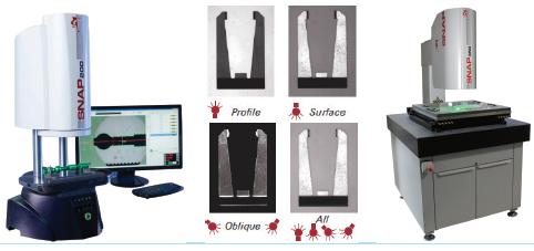 SNAP - -键式二维数字影像测量系统