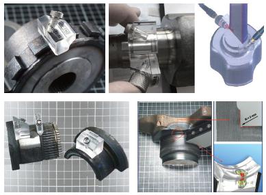 广泛应用于轴承、齿轮系统、回转支撑、曲轴、机轴、凸轮轴、传动轴等部件