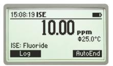 酸度pH校准