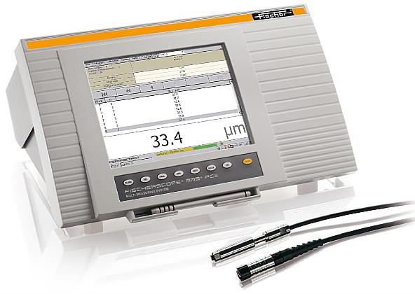 菲希尔FISCHERSCOPE MMS PC2镀层厚度和材料性能测试仪
