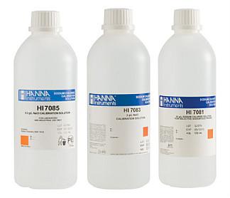 专用盐度【NaCI】标准缓冲液套装