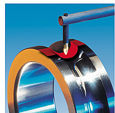 英国泰勒轮廓仪测量应用