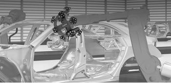 AutoScan-T22自动化三维检测系统一键启动,离线编程
