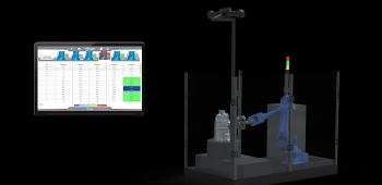 AutoScan-T22自动化三维检测系统智能自动在线检测