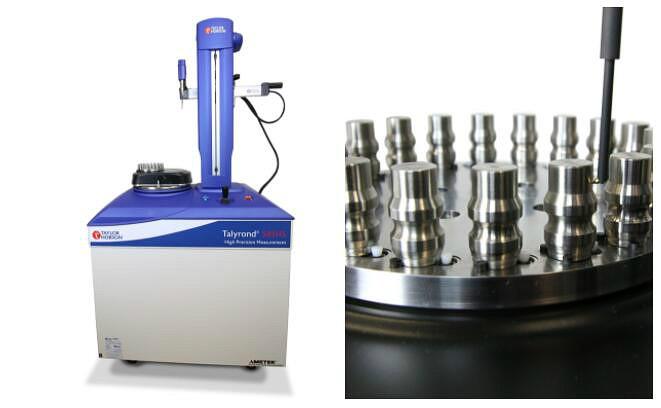英国泰勒Talyrond 565/585HS多轴测量圆柱度仪